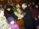 Urodziny najstarszego parafianina p. Alojzego Frelich (102 lata) - 27.01.13