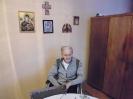 Urodziny najstarszego parafianina p. Alojzego Frelich (104 lata) - 23.01.15