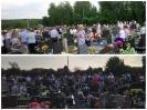 Msza Św. na cmentarzu za zmarłych parafian - 17.08.20