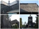 Rozpoczęcie remontu dachu kościoła - 31.08.20