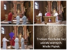 Triduum Paschalne bez udziału wiernych. Wielki Piątek. - 10.04.20